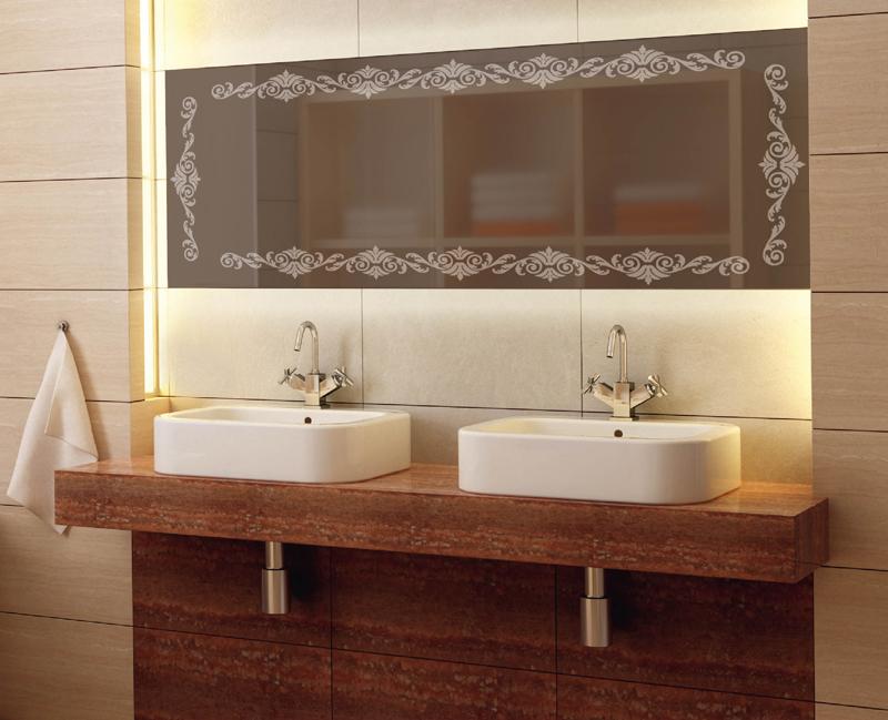 Spiegel badspiegel design spiegel spiegelheizung for Hotel badezimmer design